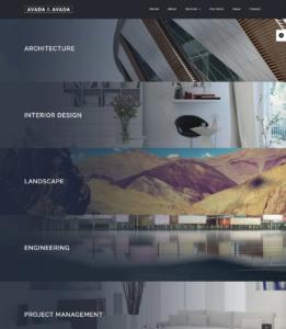 Avada theme architecture